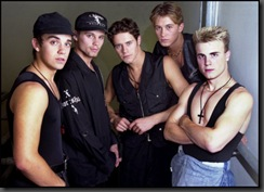 Take That in 1990 © PA Images