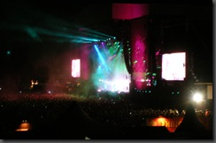 The main stage in all its glory @ The Prodigy gig